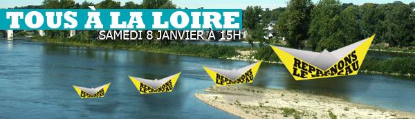 Le 8 janvier, tous à la Loire !