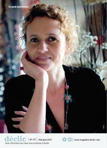 Nadia Sahami en interview