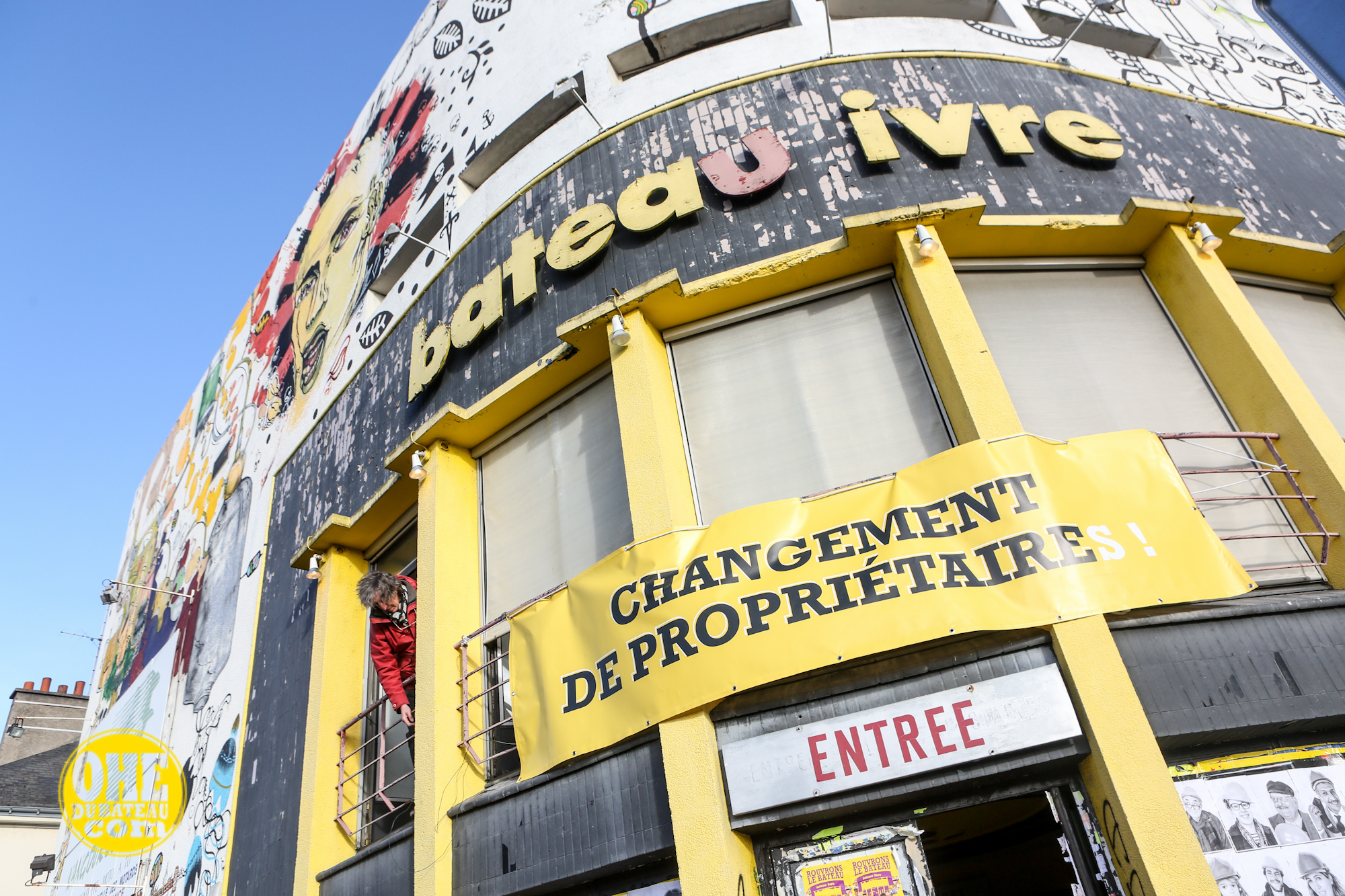 PREMIER TOUR DE CLEF