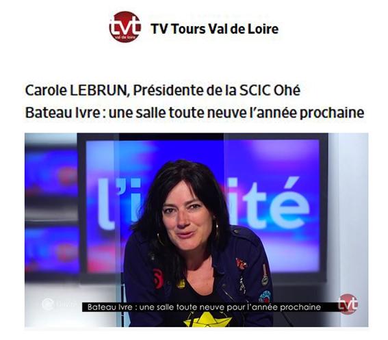 TV Tours Carole 21-06-2018